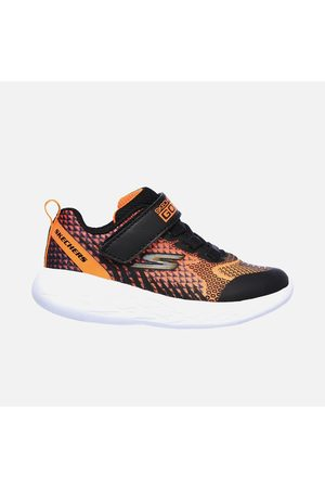 Skechers Boys Colourblocked Mesh Lace-Up Sports Shoes