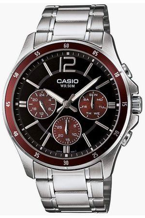 Casio Men Water-Resistant Chronograph Watch - A1647