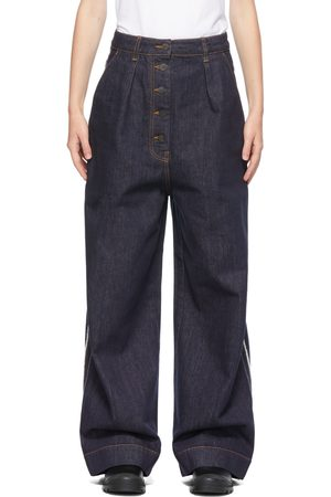 Loewe Washed Oversize Jeans