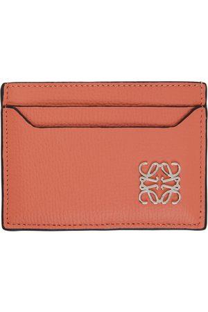 Loewe Anagram Plain Card Holder