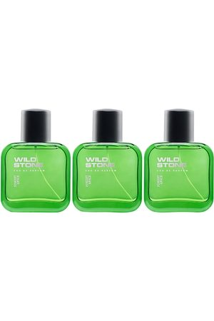 Wild stone Men Pack Of 3 Forest Spice Perfume 50 ml each
