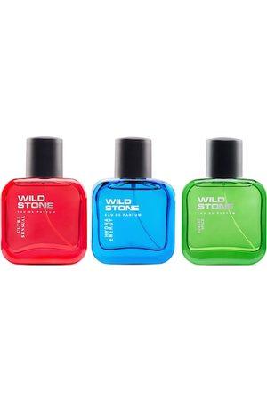Wild stone Men Pack Of 3 Perfume 50 ml