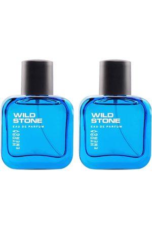 Wild stone Men Fragrances - Men Pack Of 2 Hydra Energy Perfume 50 ml each
