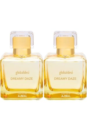 Global Desi Women Sets - Women Set Of 2 Dreamy Daze EDP Perfume Crafted By Ajmal