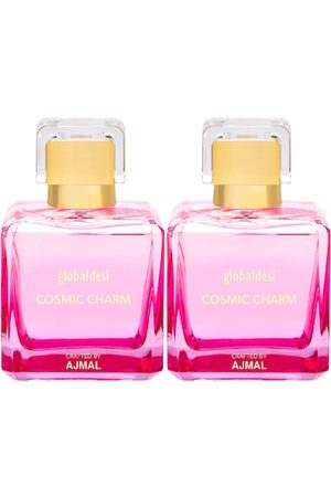 Global Desi Women Sets - Women Set Of 2 Cosmic Charm EDP Perfume Crafted By Ajmal