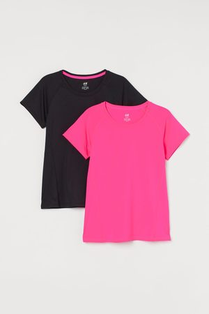 H&M Girls Sports Tops - 2-pack sports tops
