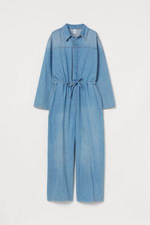 H&M Women Suits - Denim boiler suit