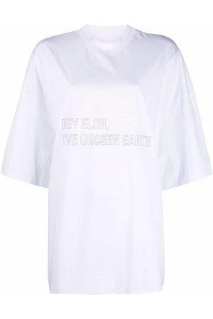 TTSWTRS Elon graphic-print T-Shirt
