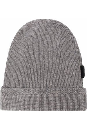 Tom Ford Men Beanies - Ribbed knit cashmere beanie