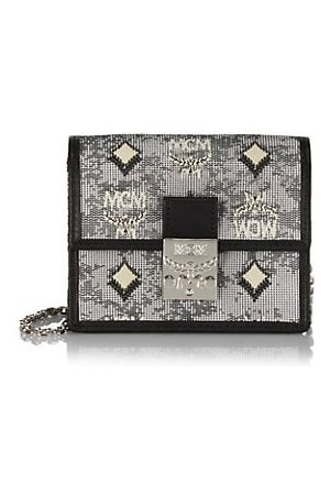 MCM Jacquard Wallet-On-Chain