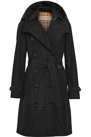 Burberry Women Trench Coats - Kensington Double-Breasted Coat