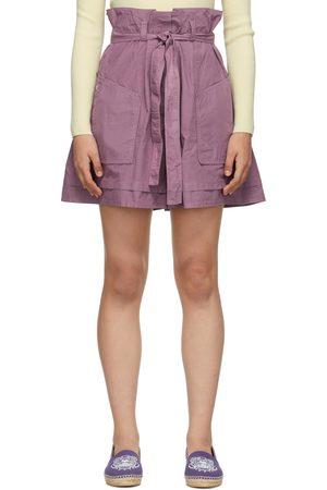 Kenzo High Summer High-Waisted Shorts