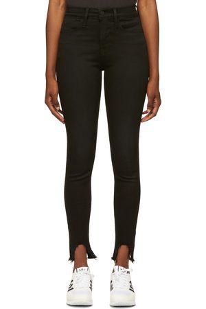 Frame 'Le High Skinny' Jeans