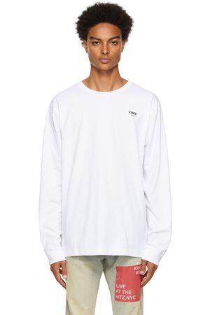 Men Long Sleeve - Vyner Articles Niklas Bone T-Shirt