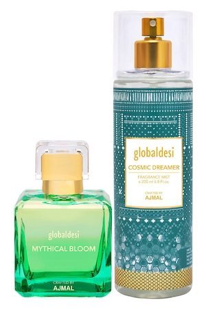 Global Desi Women Sets - Women Set of 2 Perfumes