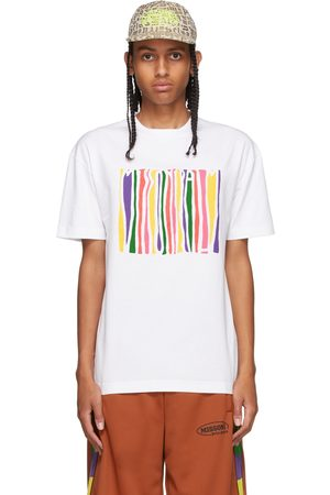 Palm Angels Missoni Edition Melted Logo T-Shirt