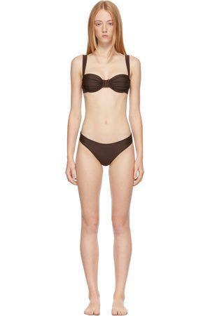 Women Bikinis - Belle The Label Brown Oracle & Forma Bikini