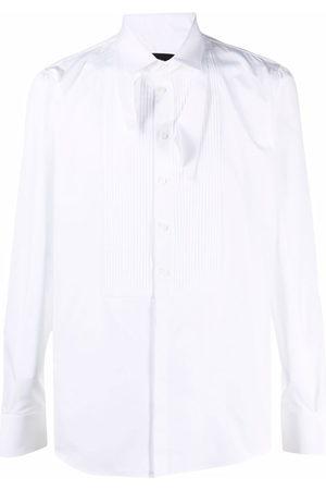 Dsquared2 Pleat-detail shirt