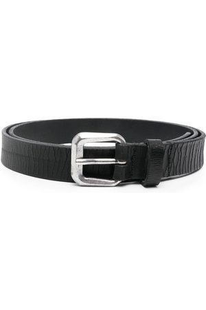 Dsquared2 Textured-leather belt