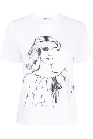 PORTS 1961 Graphic-print cotton T-Shirt