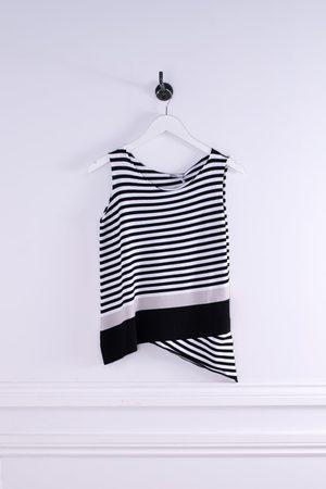 CREA Sleeveless Stripe Knit