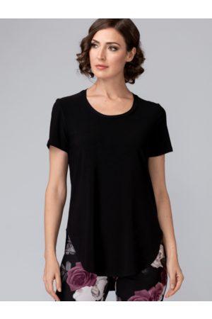Joseph Ribkoff Round Neck T-Shirt 183220N 11