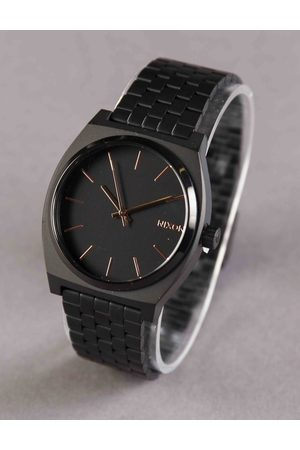 Nixon Watches - Time Teller Watch - All /Rose Gold Colour: All /Rose G