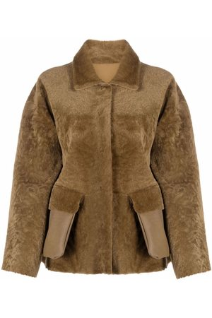 DESA 1972 Reversible shearling jacket