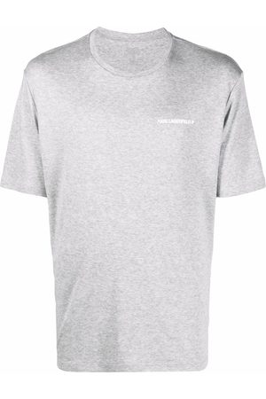 Karl Lagerfeld Chest logo-print T-shirt
