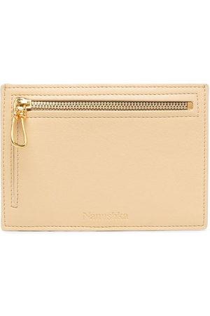 Nanushka Wallets - Zip-pocket cardholder
