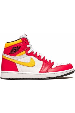 """Jordan Men Sneakers - Air 1 High OG """"Light Fusion """" sneakers"""