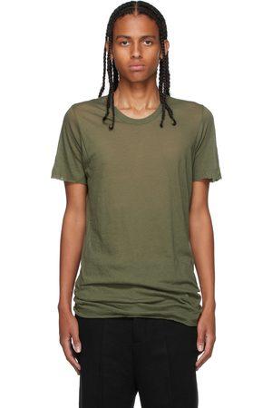 Rick Owens Basic Short Sleeve T-Shirt