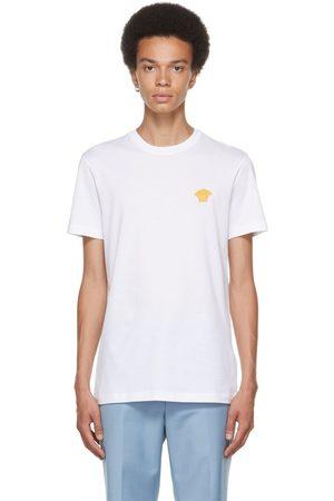 Men Short Sleeve - Versace Embroidered Medusa T-Shirt