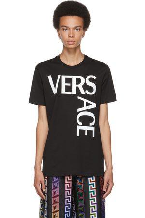 Men Short Sleeve - Versace Logo T-Shirt