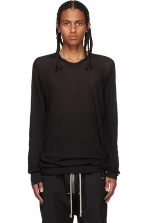 Rick Owens Basic Long Sleeve T-Shirt
