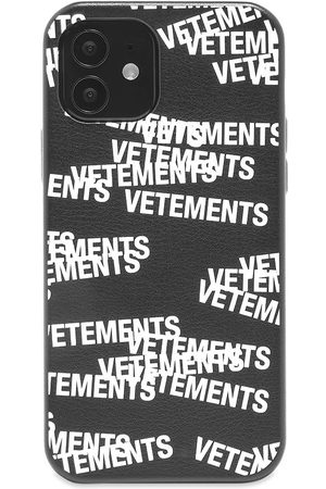 Vetements Stamped Logo Iphone 12 Pro Case