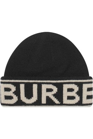 Burberry Men Beanies - Logo Beanie Hat