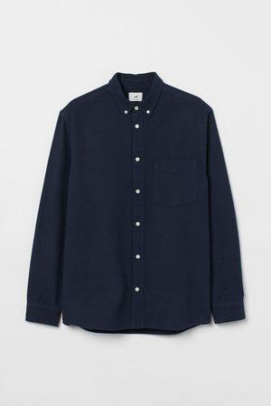 H&M Men Long Sleeve - Regular Fit Oxford shirt