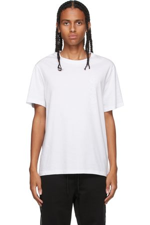 Men Short Sleeve - Moncler Flocked Graphic T-Shirt
