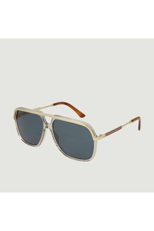 Gucci Aviator sunglasses Multicolor