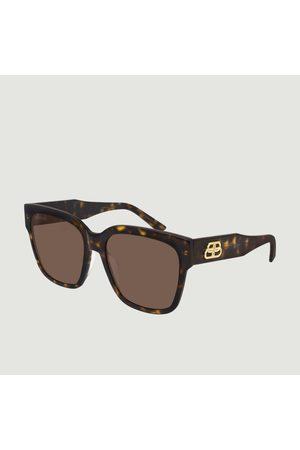 Balenciaga Square sunglasses Dark