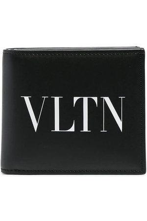 VALENTINO Portemonnaie Mit Logo-Print