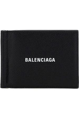 Balenciaga Leather Bifold Card Holder