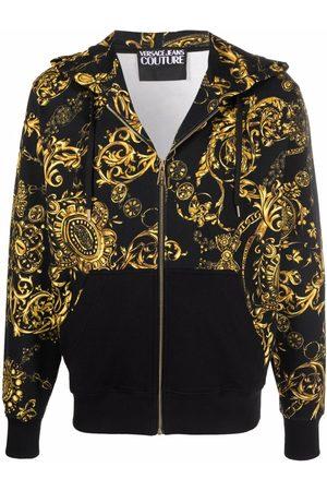 VERSACE Barocco print hoodie