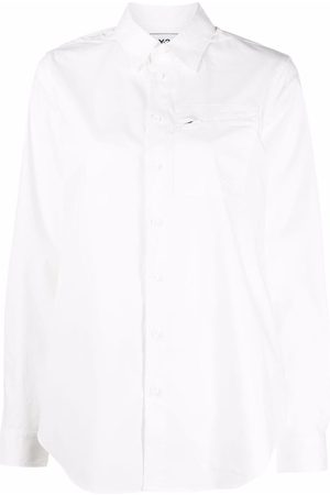 Y-3 Chest patch pocket shirt