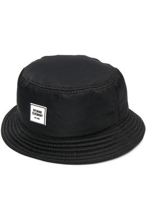 Opening Ceremony Men Hats - Box-logo bucket hat