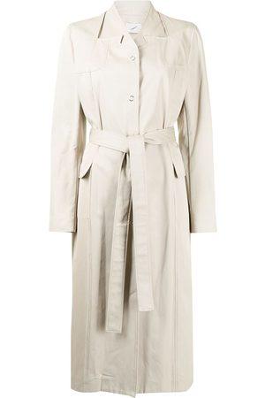 COPERNI Women Trench Coats - Tie-fastening trench coat