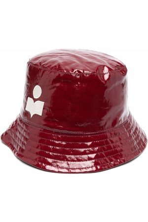 Isabel Marant Logo-print bucket hat
