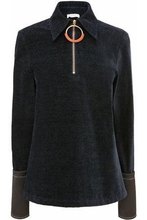 J.W.Anderson Women Long Sleeve - Ring-pull long-sleeve top