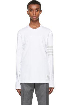 Thom Browne Engineered 4-Bar Long Sleeve T-Shirt